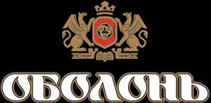 Логотип Оболонь