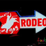 lightbox plastikovyi Rodeo